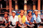 Students in Bangladesh